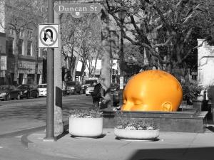 New Sculpture in Walnut Creek California