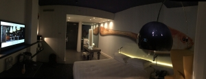 Andaz Hotel Room - Open Plan