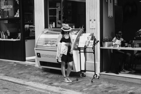 Athens Street Style. The Plaka.